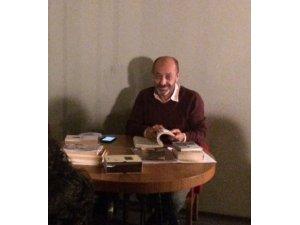 Şair Orhan Haşim Elmalı ile İlhan Berk' i konuştuk