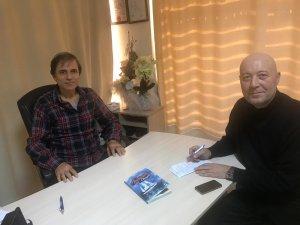 Hekim, Ayhan Sinci ile 'İmkanım Olsaydı' öykü kitabı üzerine konuştuk