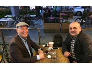 Yazar Engin Topuz ile Yusuf Atılgan' ı konuştuk.