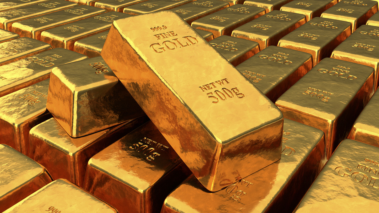 TCMB'nin toplam rezervlerinde altın oranı yükseliyor