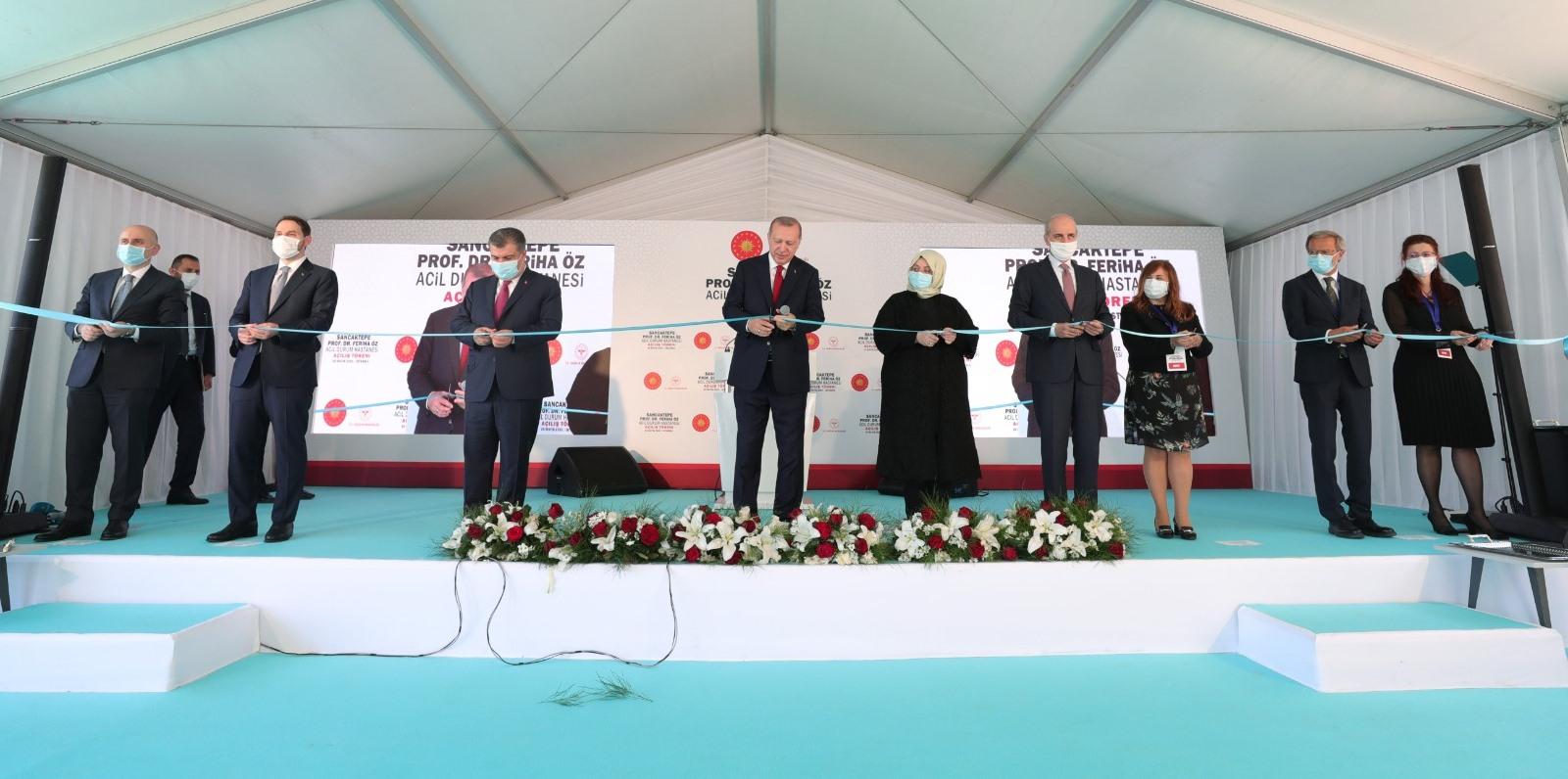 """Cumhurbaşkanı: '""""Sağlık turizmini hedefliyoruz ve bunu başaracağız"""""""