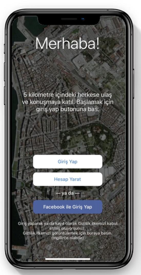 Mahalle komşuluğunda dijitale taşınan uygulama dünyada büyük ilgi gördü