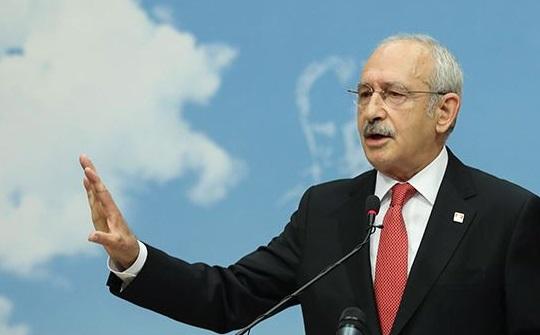 CHP Genel Başkanı Kemal Kılıçdaroğlu, salgın döneminde CHP'li belediyelerin 'tarih yazdığını' söyledi
