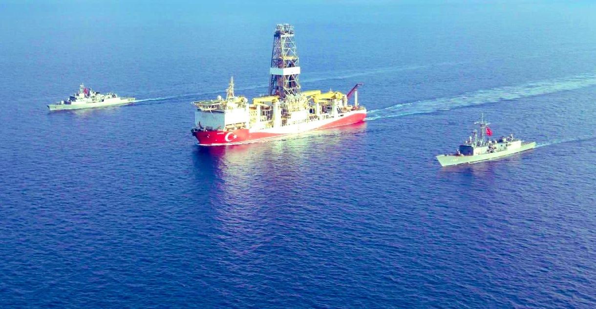 Rumlar Türkiye'nin Doğu Akdeniz'de durdurulması için 'çare arıyor!'