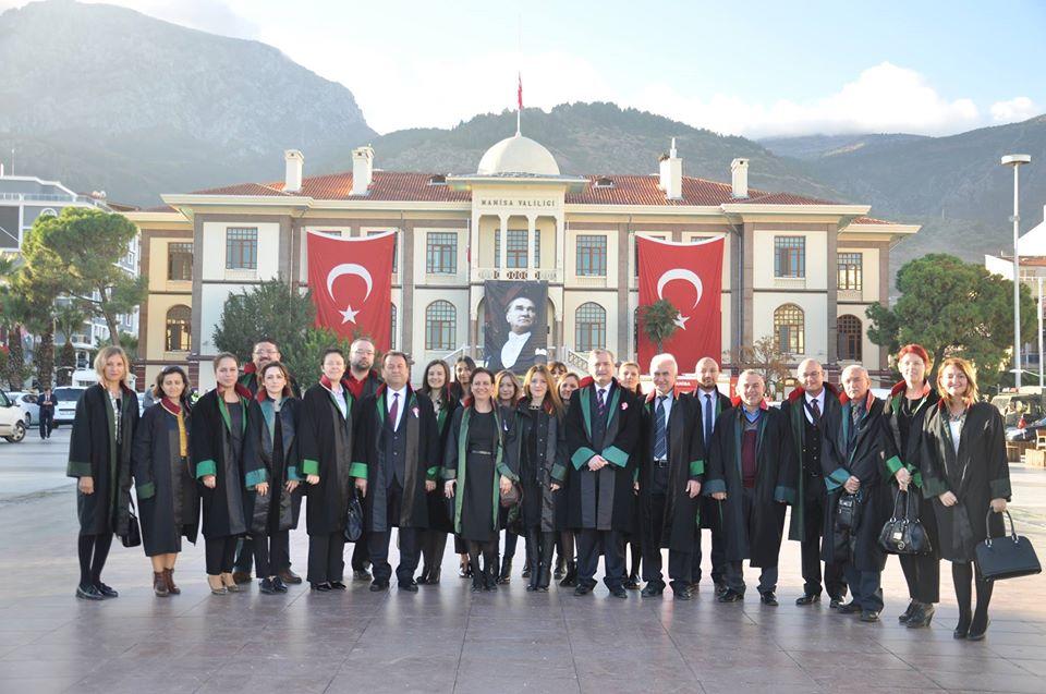Barolar özgür savunma, bağımsız yargı için Ankara'ya yürüyor