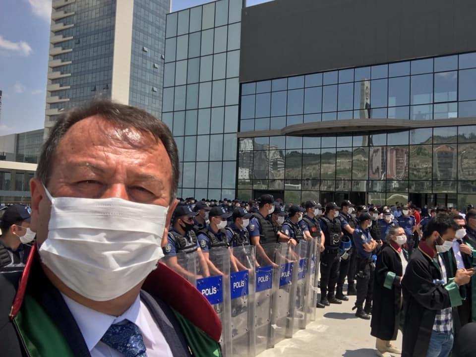 Baro Başkanı Ali Arslan Ankara eyleminde yaşananları Format Haber'e anlattı