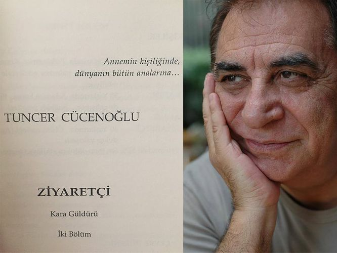 """Oyunları 32 dile çevrilen oyun yazarımız Tuncer Cücenoğlu'nun """"Ziyaretçi"""" oyunu Azericede!"""