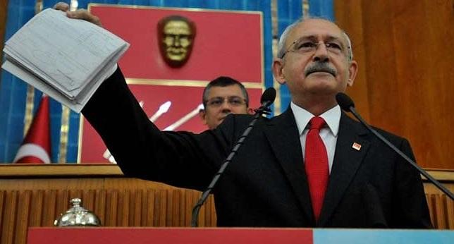 CHP Genel Başkanı Kılıçdaroğlu, esnafın sigorta prim borcu dolayısıyla tedavi masraflarında sıkıntı yaşadığını söyledi