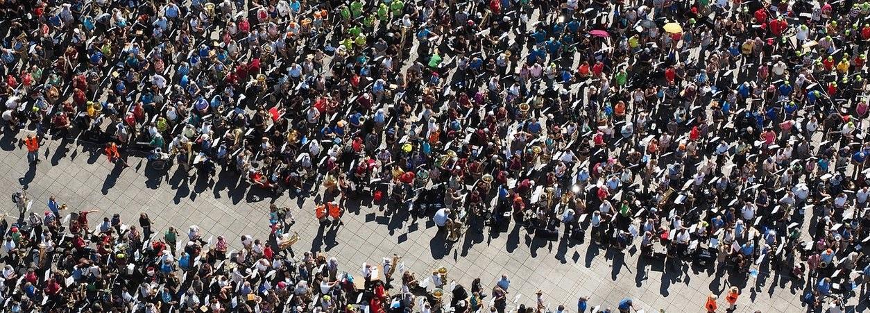 Birleşmiş Milletler tahminlerine göre 2050 yılına kadar dünya nüfusunun 9,7 milyara yükselmesi bekleniyor