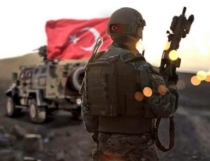 Komandolarımız Irak'ın kuzeyindeki Haftanin'de belirlenen hedeflere tek tek giriyor
