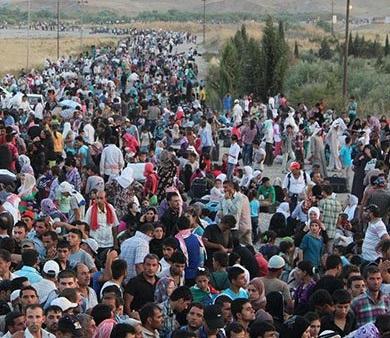 Mülteciler; canını korumak için kaçan veya kendi devletine olan güvenini kaybeden insanlar!..
