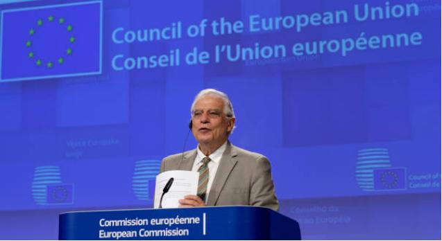 Josep Borrell AB Parlementosu' nda seslendi: 'Sizi duyan da Türkiye'ye savaş açmak istediğinizi düşünür.'