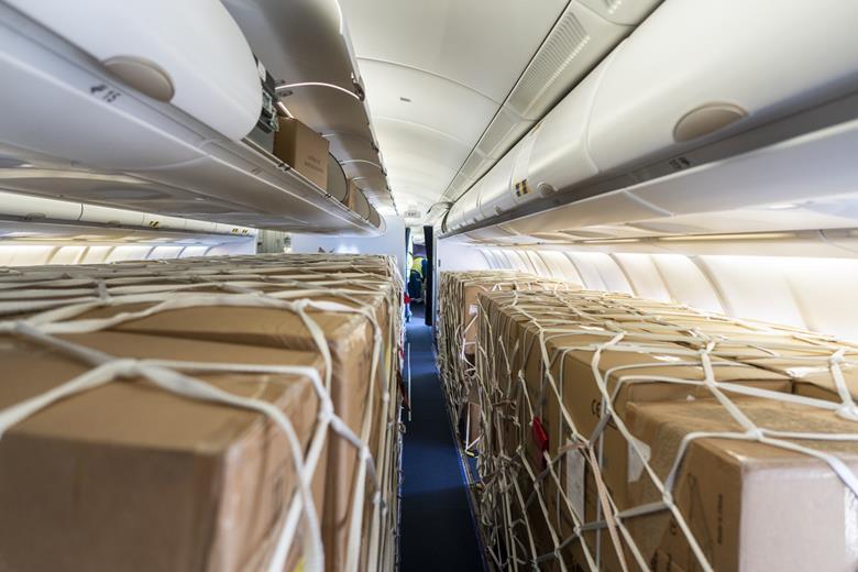 Kargo taşımacılığı, havayolları şirketlerinin zor zamanlarında can simidi oldu