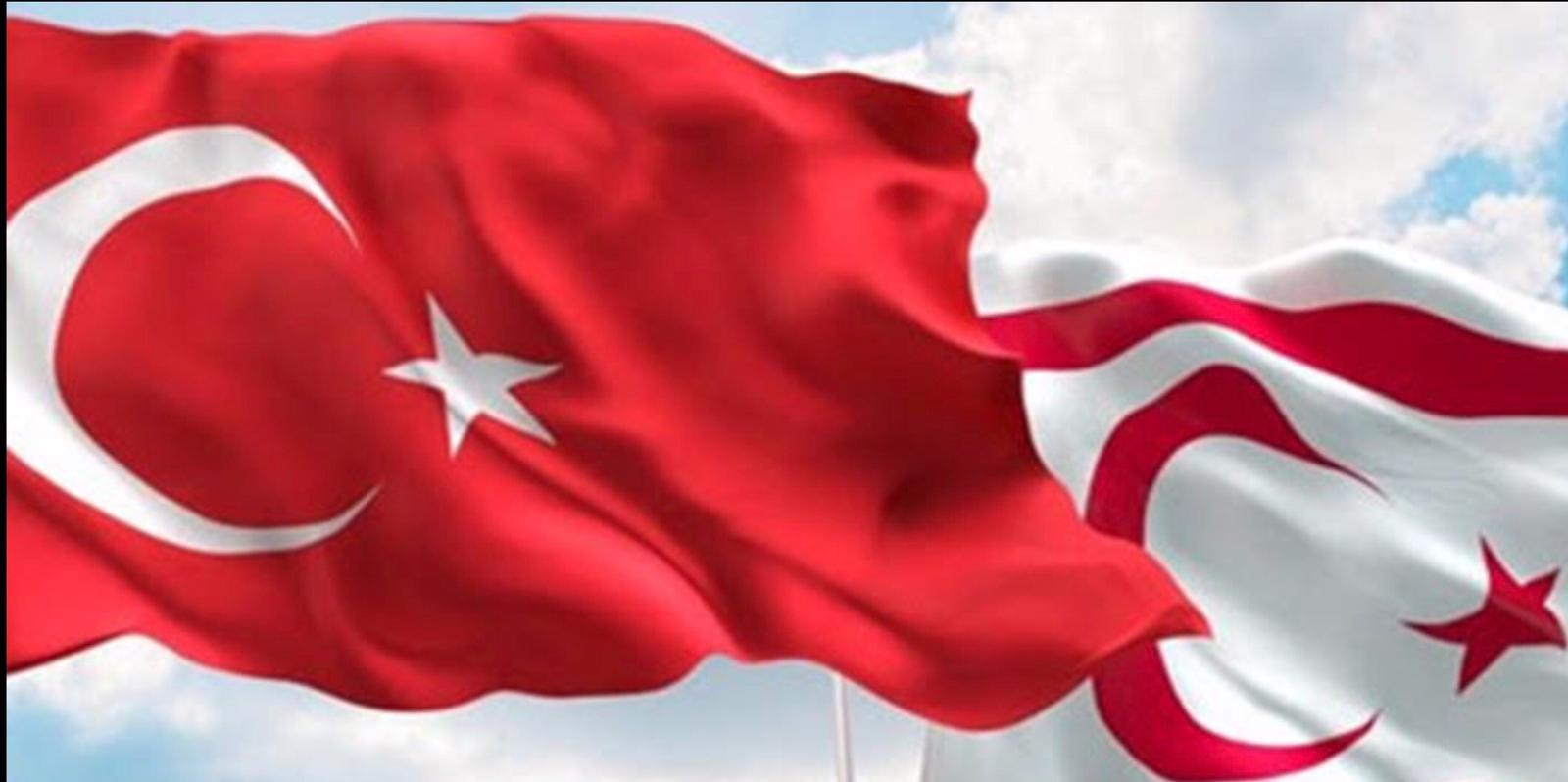 'Türkiye Kıbrıs'ta, 1974'te sağlanan huzur ve barış ortamının bozulmasına asla müsade etmeyecektir'