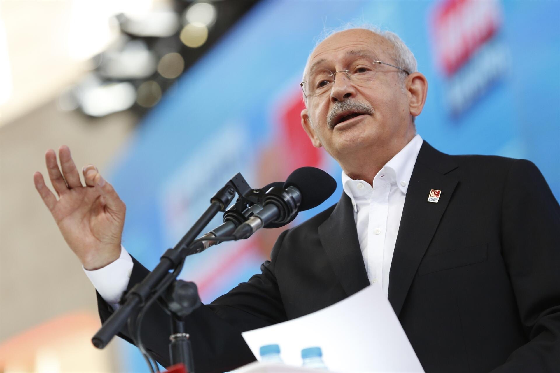 """CHP Başkanı Kılıçdaroğlu: """"En geç 2023'te Cumhuriyetimizi demokrasi ile taçlandıracağız."""""""