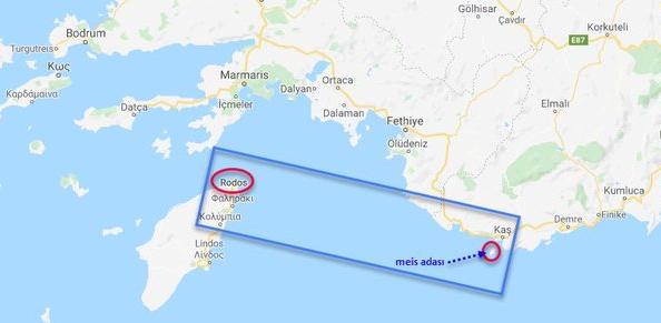 ABD, Ege denizindeki Türkiye' nin haklarını görmezlikten geliyor!