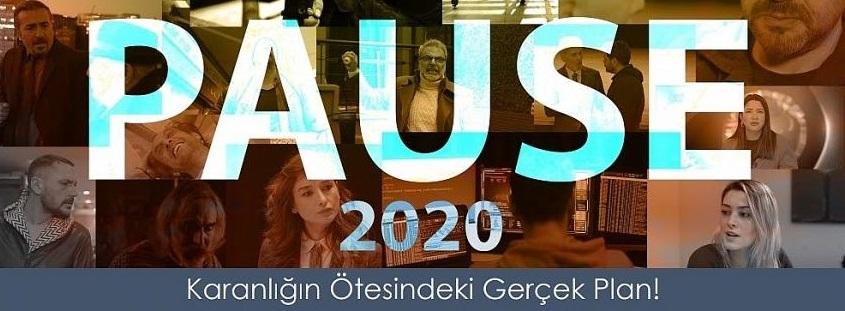 PAUSE 2020 Filminin çekimlerine devam ediliyor