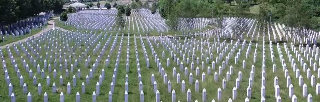 Srebrenitsa' da, Avrupa' nın göbeğinde yapılan katliamın bugün 25. yılı…
