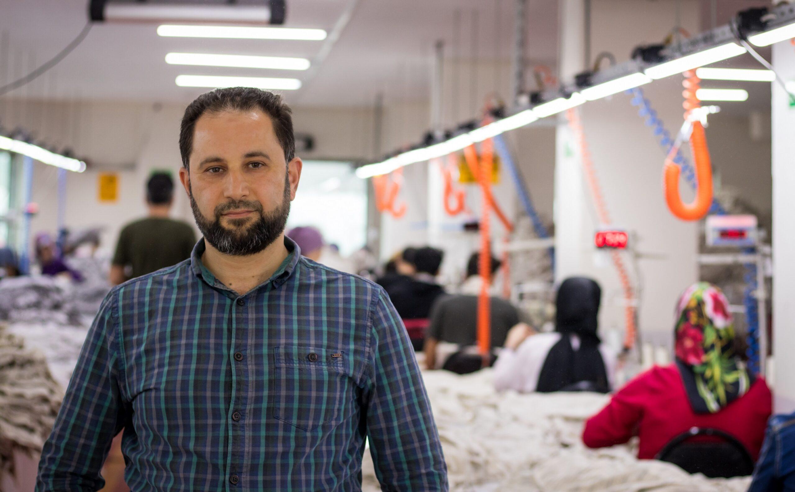 Suriyeli işletmeler, Türkiye'nin Ortadoğu pazarında daha etkili olabilmesinde rol alabilir