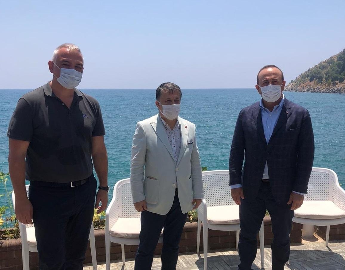 Küresel Gazeteciler Konseyi Türkiye' nin 'Sağlıklı turizm, güvenli kent' mesajını dünyaya yayıyor