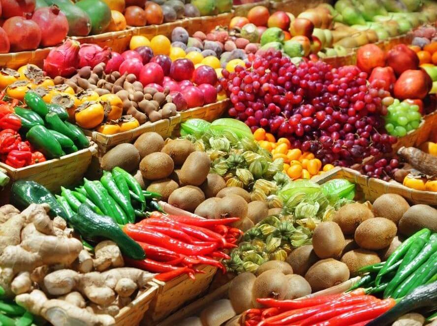 Güçlü bir bağışıklık sistemi için antioksidan içeriği yüksek besinlerin tüketimi önemli