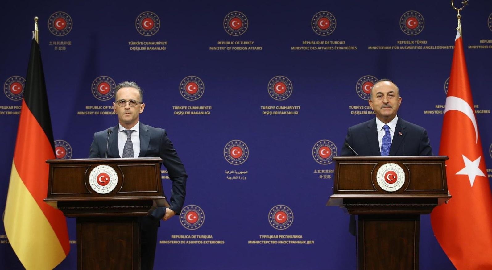 Çavuşoğlu: 'Yunanistan ve GKRY şımarıkça davranmaktan vazgeçmeli'