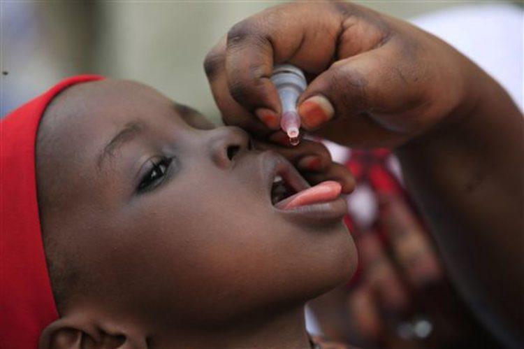 Afrika'da çocuk felciyle mücadelede önemli bir başarı kazanıldı