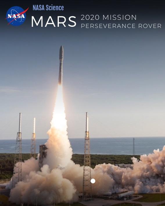 Azim, MARS' tan toprak örneği için havalandı!..