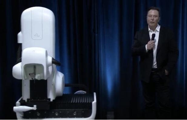 Dahi Girişimci Elon Musk, insan beyniyle bilgisayar bağlantısı kuracak 'Neuralink' çipi tanıttı