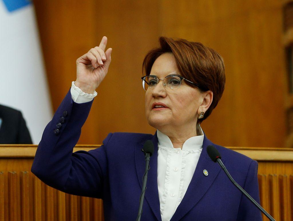 İYİ Parti Genel Başkanı Akşener: 'Seçmenin siyasetin içine dahil olma durumu ortadan kalktı'