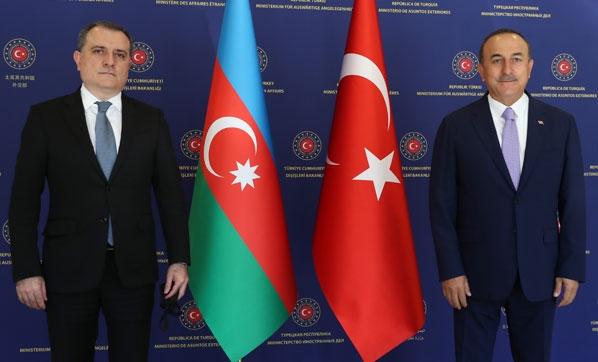 Bakan Çavuşoğlu: 'Suçlayacaklarsa Yunanistan'ı suçlasınlar!'