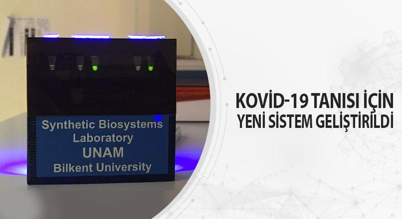 Türk bilim adamları tarafından Kovid-19 yeni tanı kiti geliştirildi