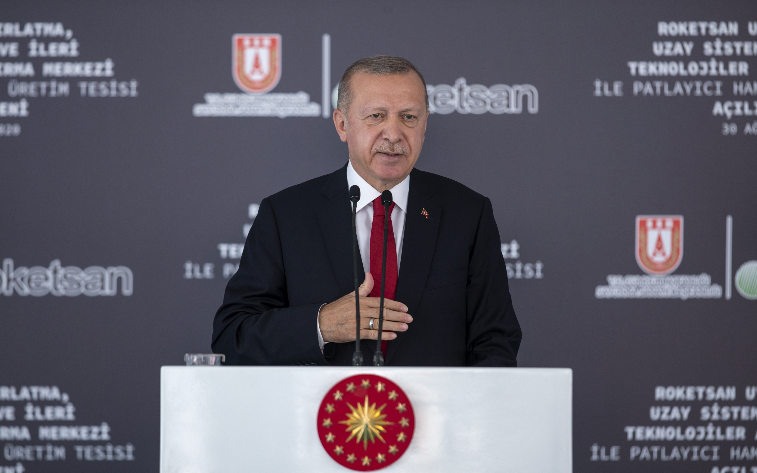 Cumhurbaşkanı Erdoğan: '2 bin 200 yılı aşkın devlet tarihimiz en büyük gurur ve güven kaynağımızdır.'