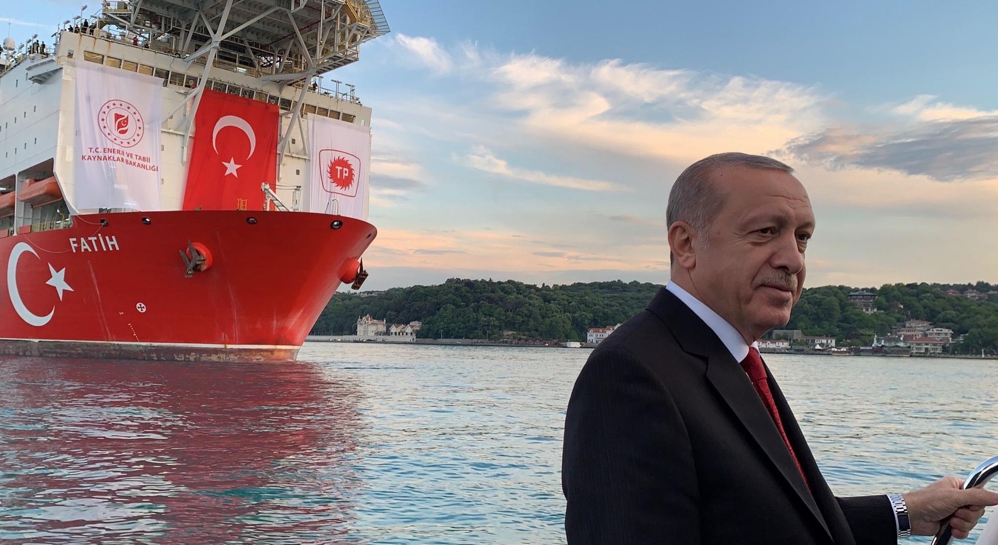 Karadeniz'de, Sakarya Gaz Sahası'nda zengin doğalgaz bulduk
