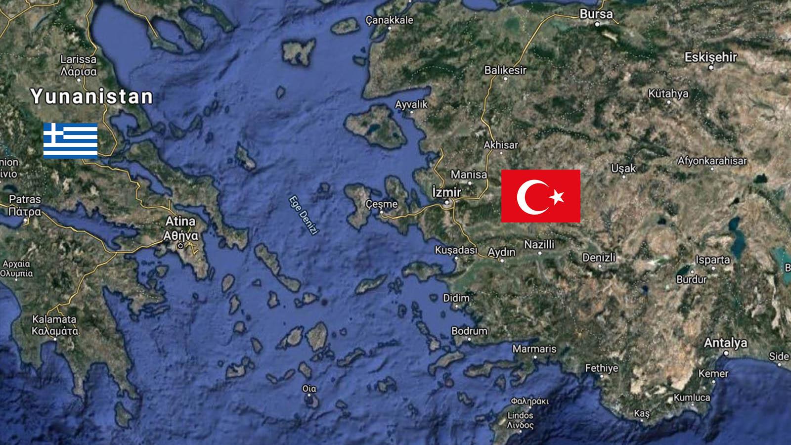 Ege' de Yunanistan' ın 23 adayı silahlandırmasıyla 'statüko' tartışmalı hale geldi!