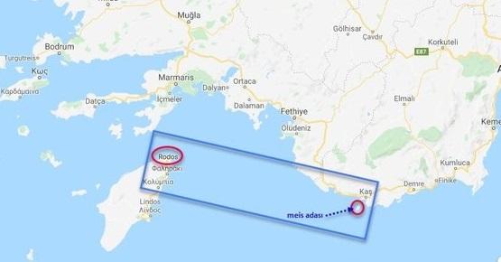 Oruç Reis'in sismik araştırma rotası Yunan askeri filosunu yüksek alarma geçirdi