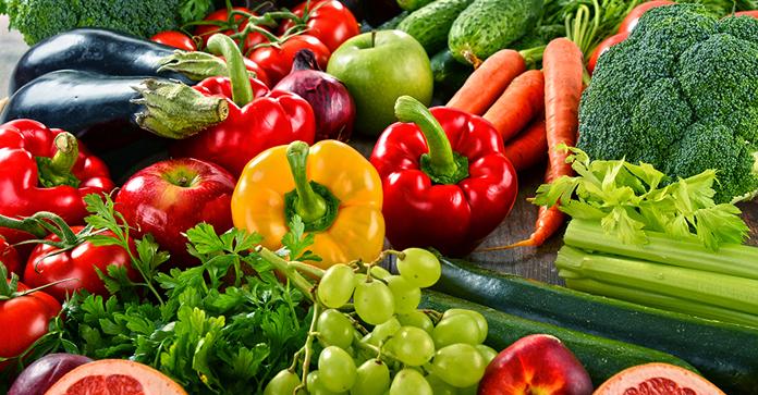 Ege'den taze meyve sebze ihracatı geçen yılın aynı dönemine göre 2020′ de yüzde 45 arttı