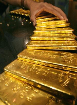 Türkiye'nin altın rezervleri 2020 yılı Temmuz ayında 602,7 tona yükseldi