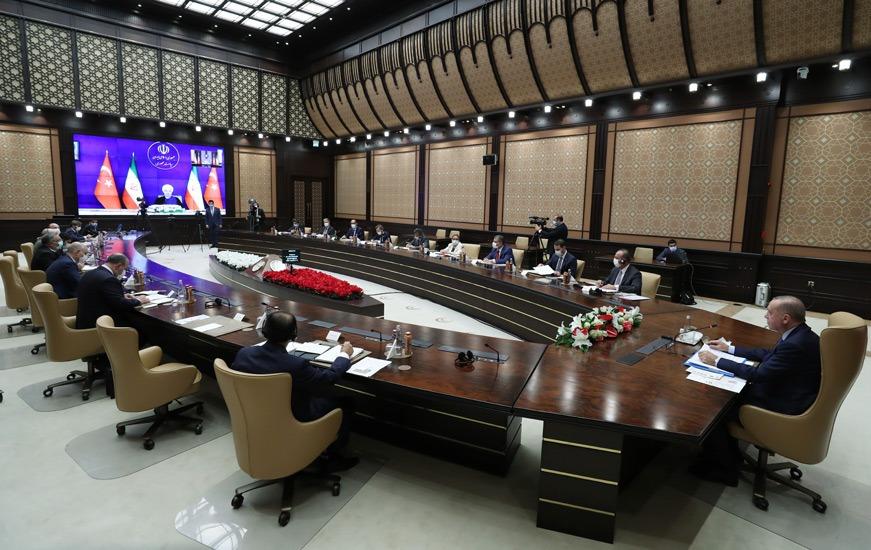 Türkiye ile İran terör örgütlerine karşı işbirliğini arttırıyor
