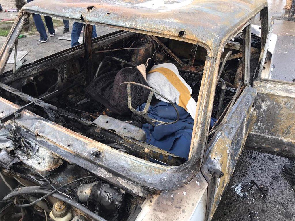 Ermenistan saldırılarında Azerbaycan sivil yerleşim bölgelerinde 100'e yakın sivil öldü