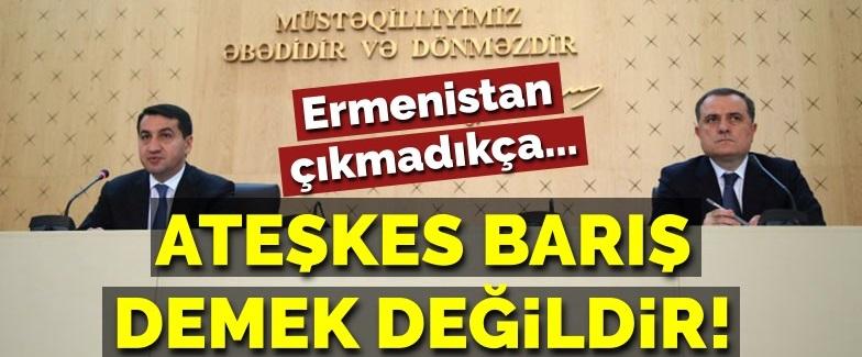 Azerbaycan' da Minsk Gurubu üyelerine büyük tepki var