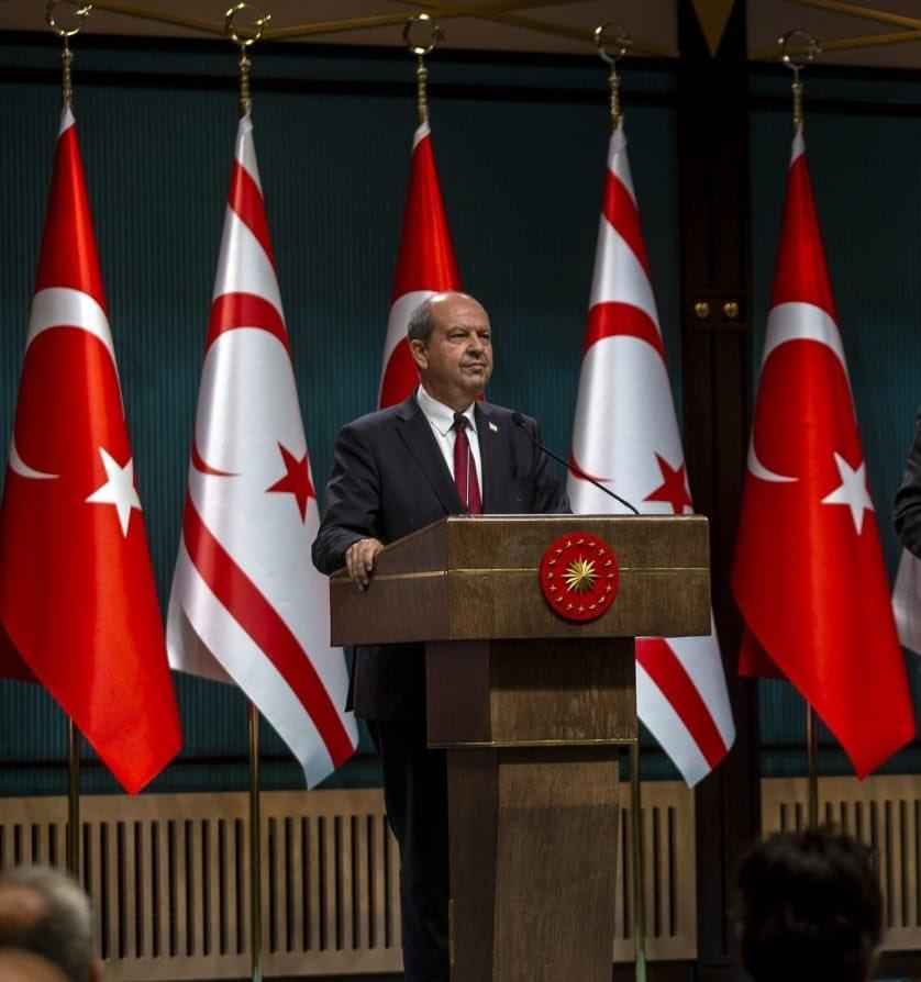 KKTC Başbakanı Ersin Tatar Kapalı Maraş'ın 8 Ekim'de açılacağını duyurdu