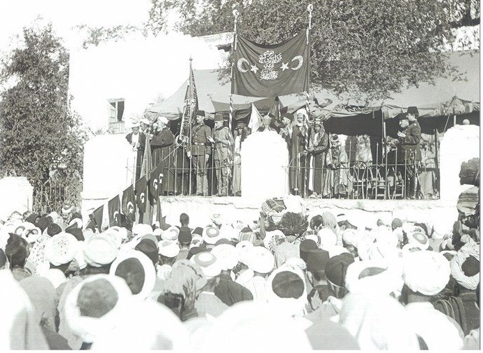 Seyhan Ç. Emen, Osmanlı' ya karşı Haşimi ailesinin ve bazı bedevilerin ihanetini anlattı