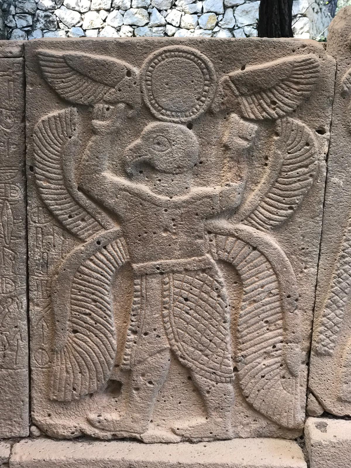 Hititler'in Avrupa uygarlığını etkileyen gizli tarihi Osmaniye'de, Karatepe-Aslantaş'ta
