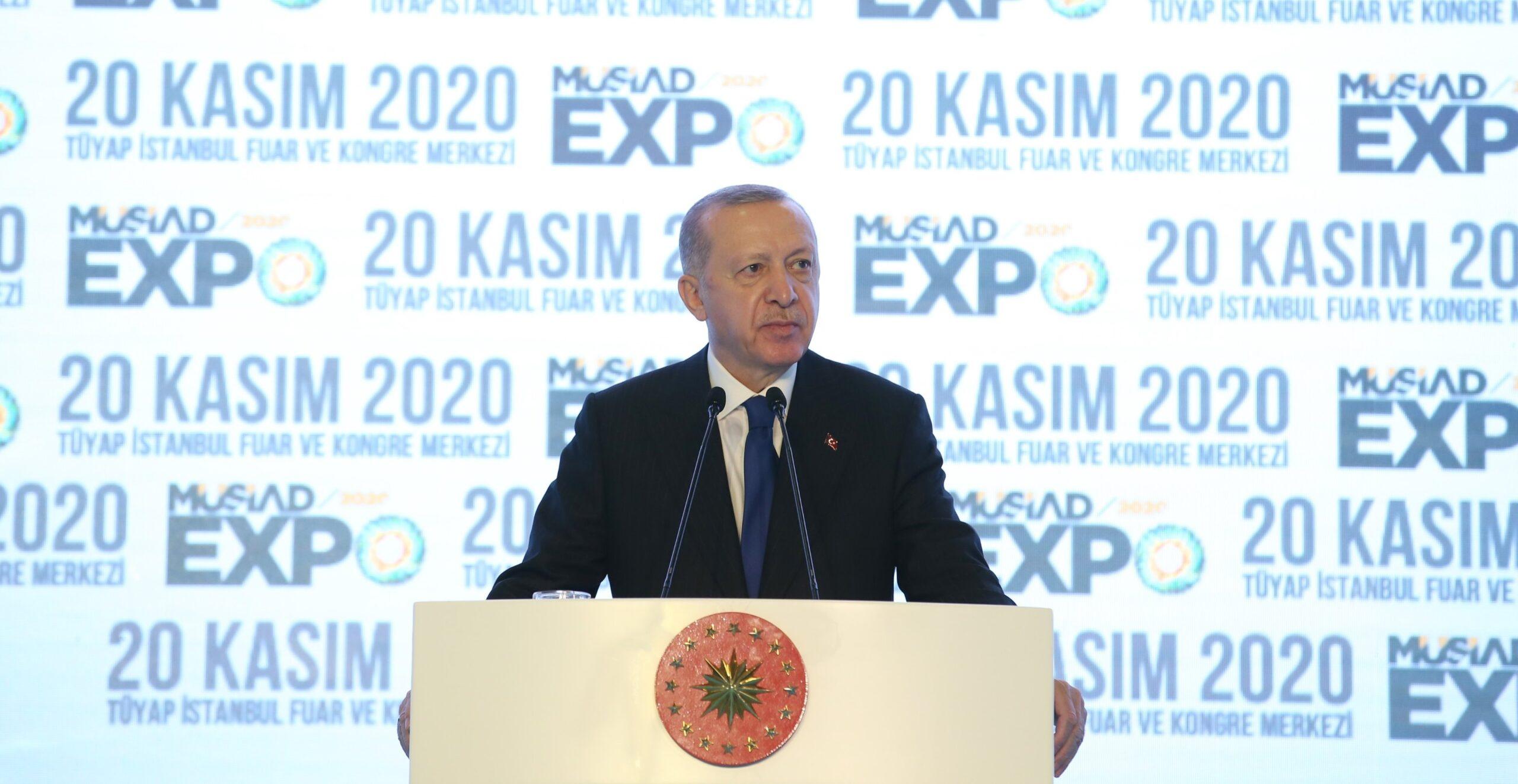 Cumhurbaşkanı: 'Ekonomi ve Hukuk reformunu en kısa sürede Meclis'e getireceğiz.'