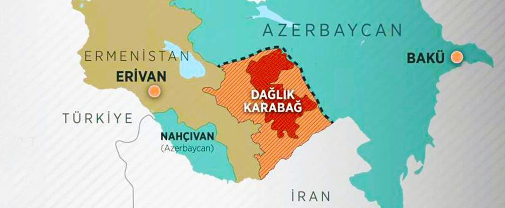 Zafer Azerbaycan' ın; Paşinyan teslim bayrağını çekti!