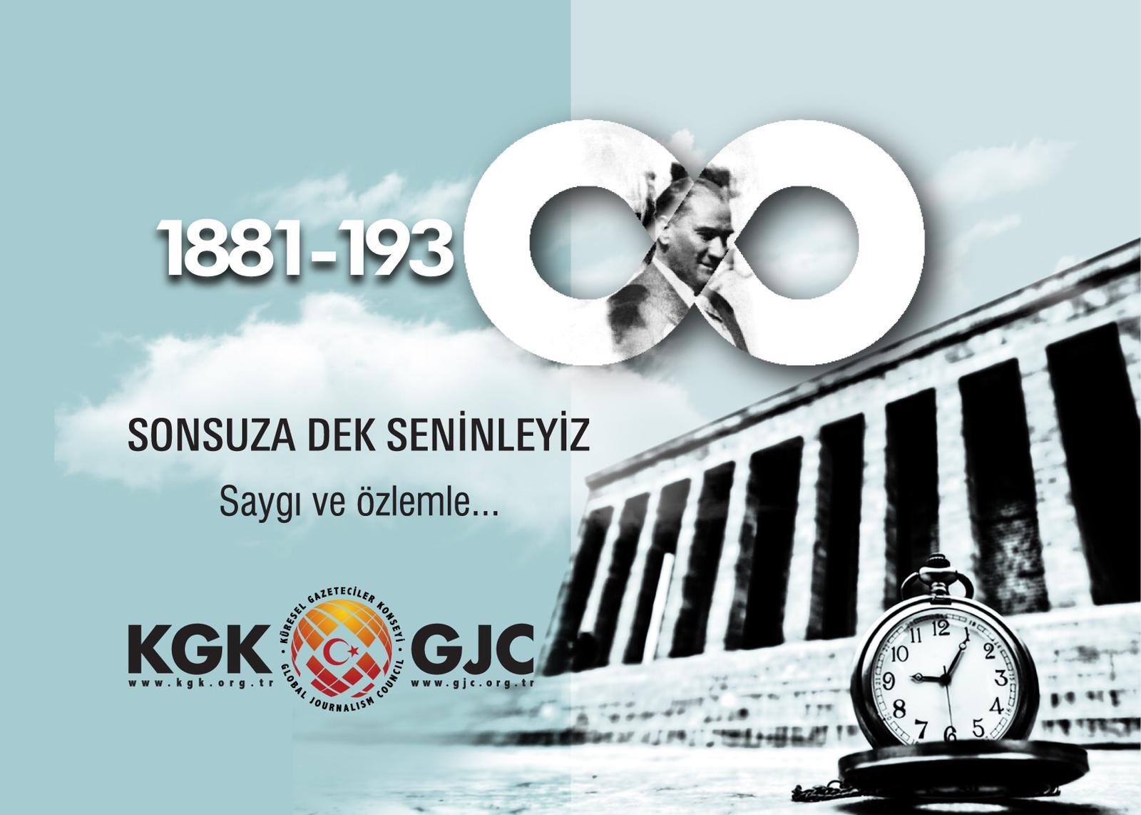KGK: 'ATAM, Türk basını cumhuriyetin etrafında çelikten bir kaledir!'