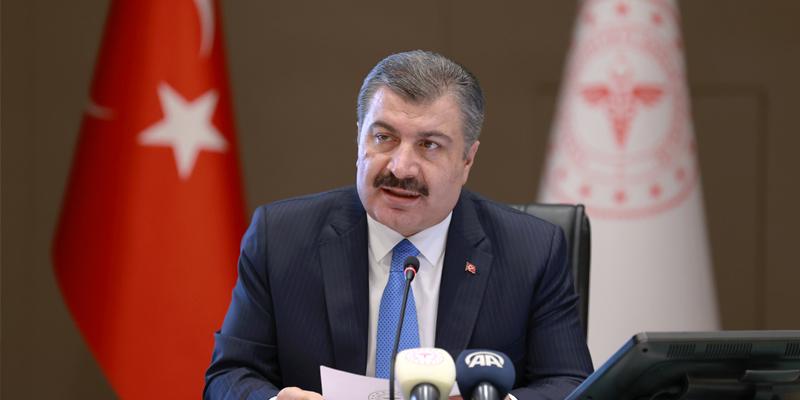 Sağlık Bakanı Koca açıkladı: 'İlk yerli aşımız kullanıma hazır!'