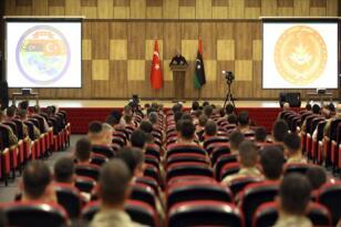 Bakan Akar: 'Libya'daki temel sorun darbeci Hafter grubu ve onu destekleyenlerdir!'