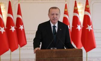 """Cumhurbaşkanı Erdoğan: """"Esnaf için kiralarda düzenlemeye gidiyoruz."""""""